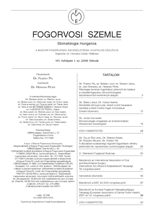 Szajsebeszet Es Fogaszat ().PDF