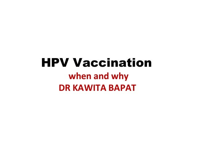 hpv vakcina ppt pinworm és giardia kezelés