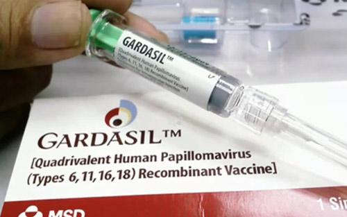 gardasil vakcina sérülések
