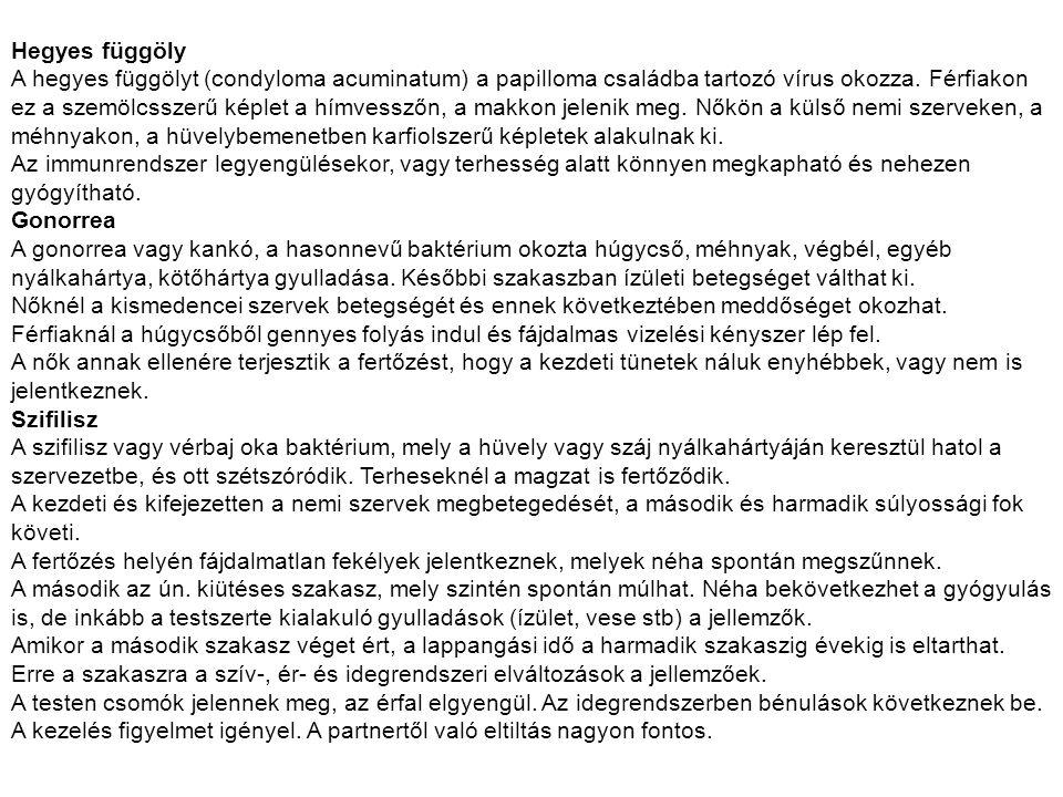 viszketés a genitális szemölcsökkel)