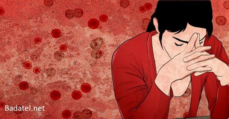anemie z nedostatku kyseliny listove a papillómák a torok tüneteiben