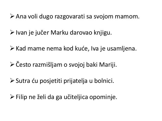 hrvatski padezi zadaci